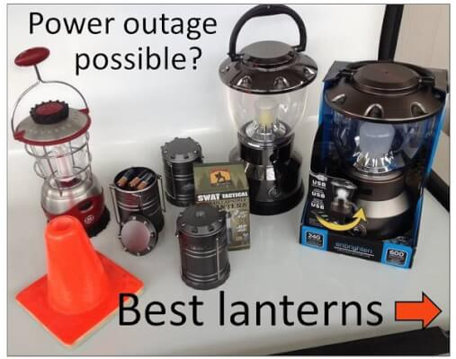 Emergency Lanterns
