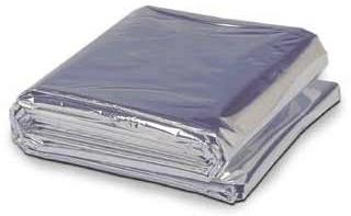 Mylar space blanket