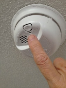 Testing Fire Alarm - Emergency Plan Guide
