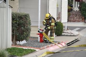 Non-standard fire hydrant