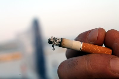 Cigarettes cause fatal fires
