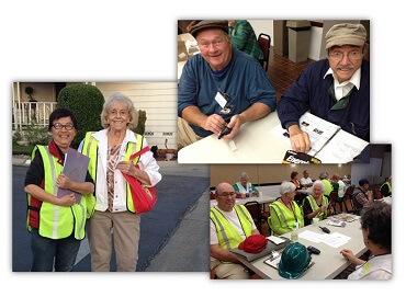 Neighborhood Team Volunteers