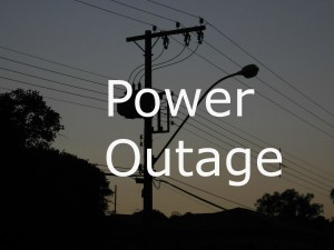 Power Outage in the Workplace