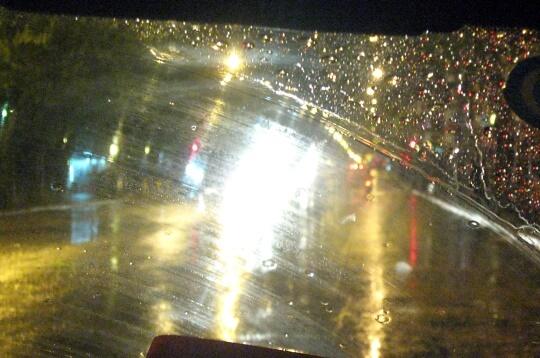 El Nino Rainstorm