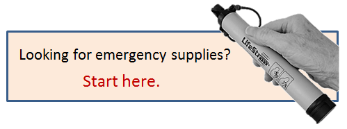 Looking for emergency supplies