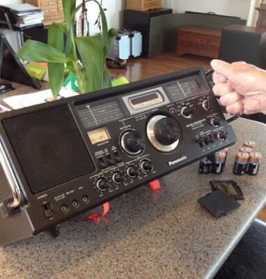 Panasonic Emergency Radio