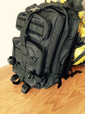 Tactical Bag Survival Kit