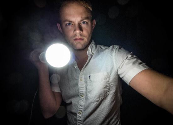 Big Flashlight